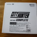 CITY HUNTER COMPLETE DVD-BOX