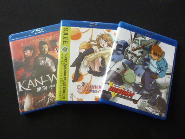 北米版Blu-ray