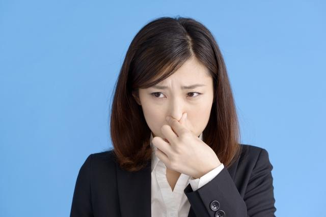 古本の匂いを消す方法